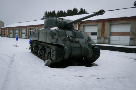 Bastogne Barracks